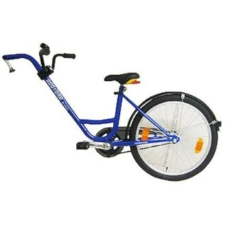 Aanhangfiets Add+Bike 20 Zoll Junior 3G Blau